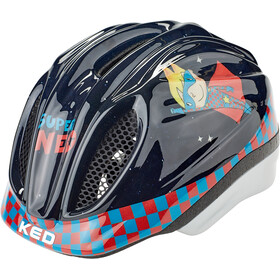 KED Meggy Originals Casco Niños, super neo